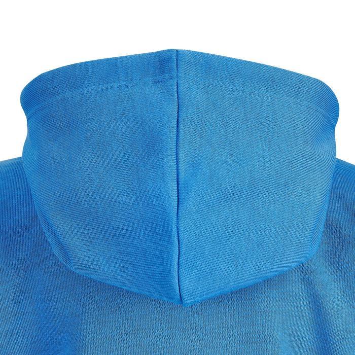 Joggingpak voor kleutergym blauw