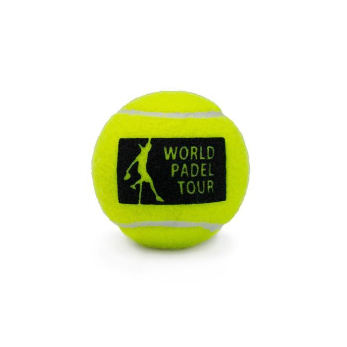 Padelballen Pro geel