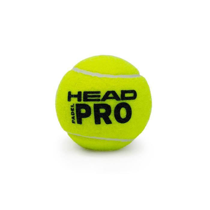 Balles de padel Head Pro