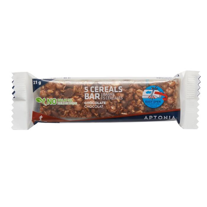 Graanrepen met chocolade Clak 21 g