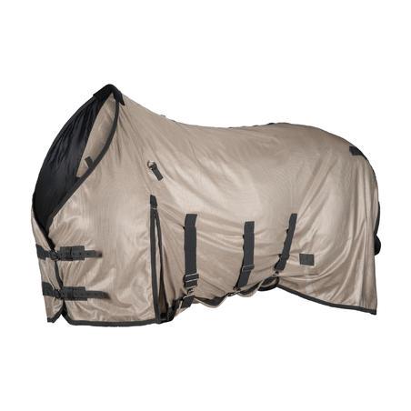 Chemise antimouche équitation cheval et poney beige
