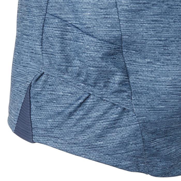 MTB-shirt met korte mouwen heren ST 100 blauw