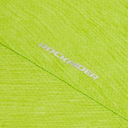 MTB-shirt met korte mouwen voor heren ST 100 groen