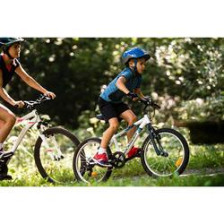 VTT ENFANT ROCKRIDER ST 120 20 POUCES 6-9 ans BLANC BLEU