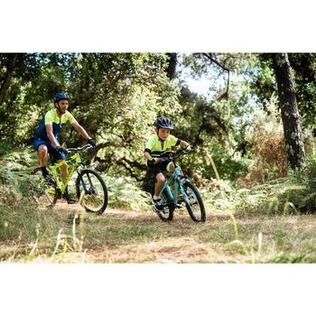 Mountainbike kind 20 inch Rockrider ST 500 6-9 jaar blauw