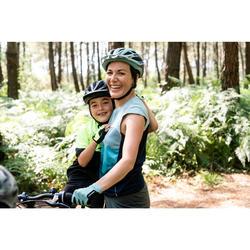 Bicicleta de Niños Rockrider ST 500 20 Pulgadas 6-9 Años Amarillo