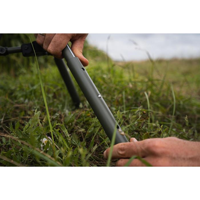 Jagd-Dreibein 500 verstellbar drehbar