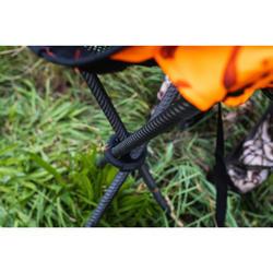 Jagd-Dreibein BGP 900 Carbon Camouflage orange