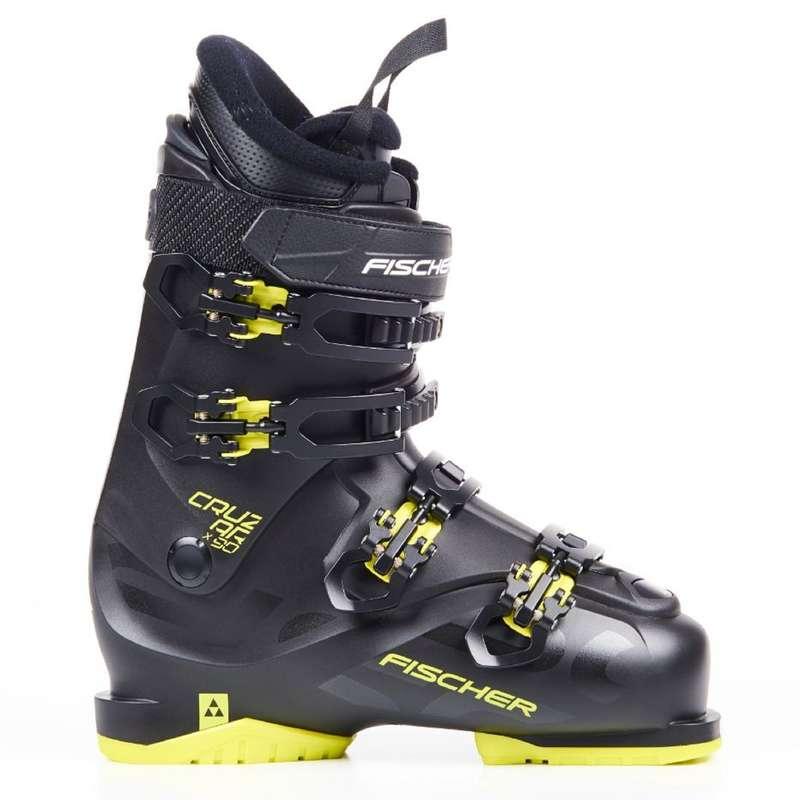 SCARPONI SCI UOMO INTERMEDIO Sci, Sport Invernali - Scarponi da sci Cruzar X9.0 FISCHER - Attrezzatura sci