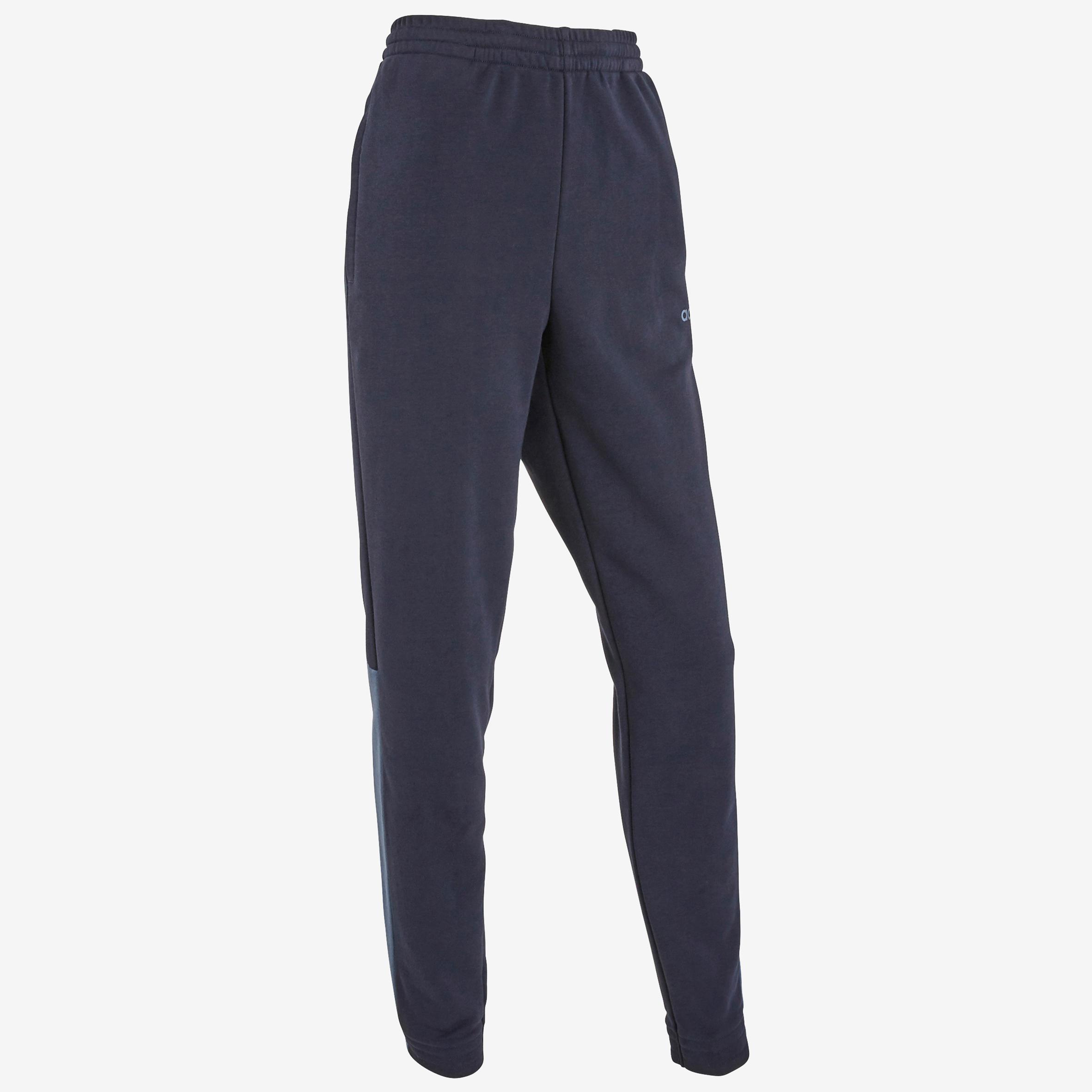 jogging adidas bleu homme
