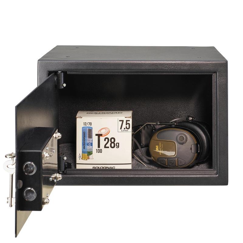 Hartmann Tresore Key Lock Storage Safe 15 Litres