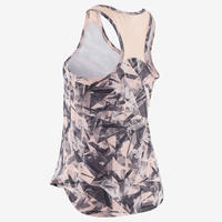 S500 Breathable Synthetic Fitness Tank Top - Girls