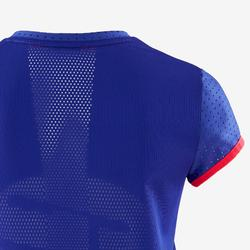 T-shirt respirant S580 fille GYM ENFANT violet