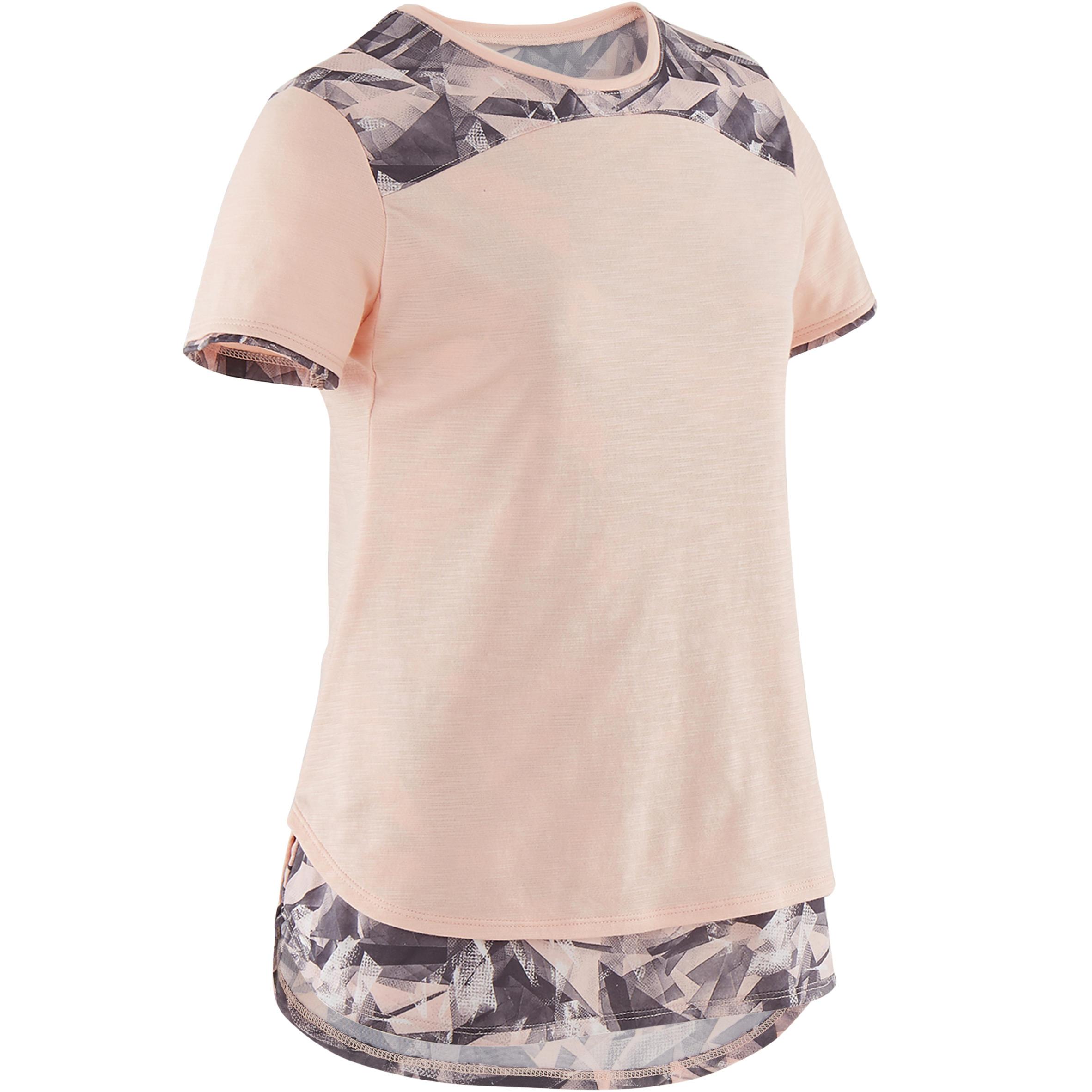 Bluză 500 roz fete