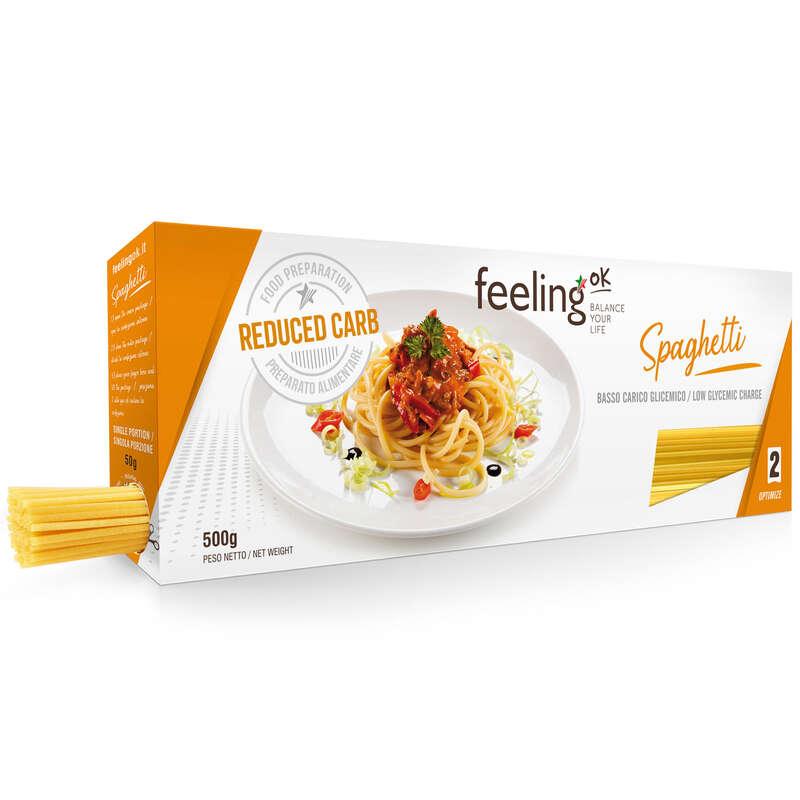 PROTEINE E COMPLEMENTI ALIMENTARI Alimentazione - Spaghetti proteici feeling500g FEELING OK OPTIMIZE - Alimentazione