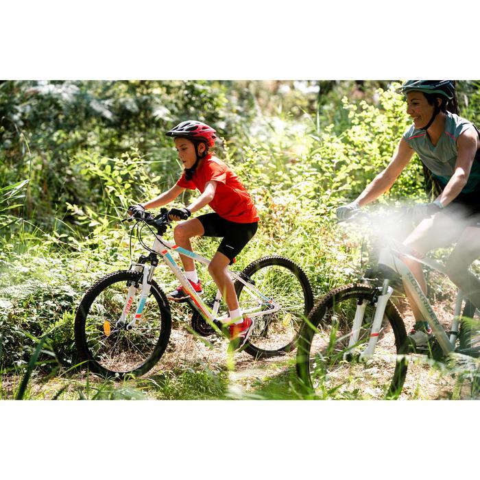 VTT ENFANT ROCKRIDER ST 500 24 POUCES 9-12 ans Blanc