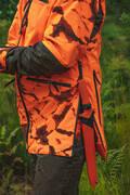 REFLEXNÍ OBLEČENÍ NA HON A NAHÁŇKU Myslivost a lovectví - NEPROMOKAVÉ KALHOTY SUPERTRACK SOLOGNAC - Myslivecké oblečení