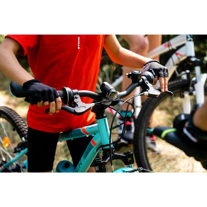 Gants vélo enfant 300 noir