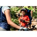 OBLEČENÍ, PŘÍSL. SILN./ MTB DO TEPLÉHO POČASÍ Cyklistika - DĚTSKÝ CYKLISTICKÝ DRES 100 BTWIN - Helmy, oblečení, obuv