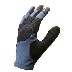 Mountain Biking Gloves ST 500 - Blue