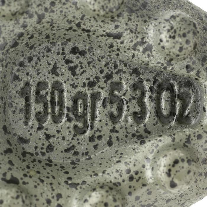 Plombs pêche de la carpe Plombs Grippa 150g (x2)