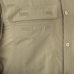 Ademend overhemd 500 groen - 175438