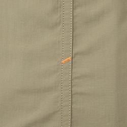 Ademend overhemd 500 groen - 175440