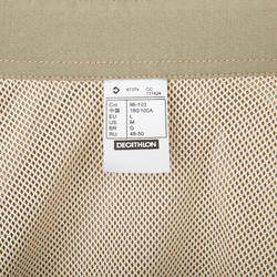 Ademend overhemd 500 groen - 175443