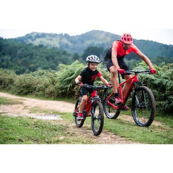 Mountainbike voor kinderen 6-9 jaar Rockrider ST 900 20 inch rood