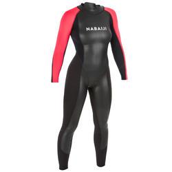 Neoprenanzug Freiwasserschwimmen OWS 2/2mm Damen