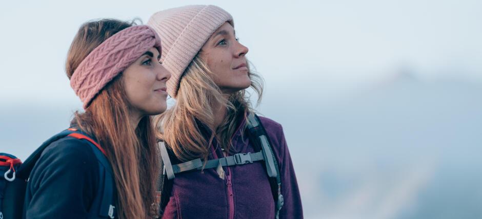 partez randonner en automne montagne quechua