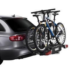 Opvouwbaar fietsendrager Thule Easyfold 932 voor 2 fietsen 7-polig