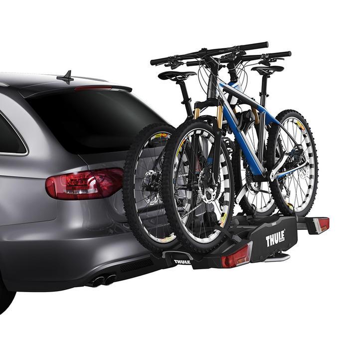 Porte-vélos pliant Thule Easyfold 932 7 broches pour 2 vélos