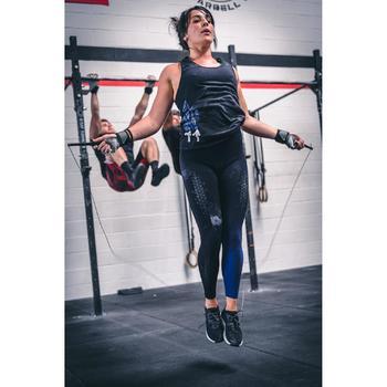 速度訓練跳繩-黑