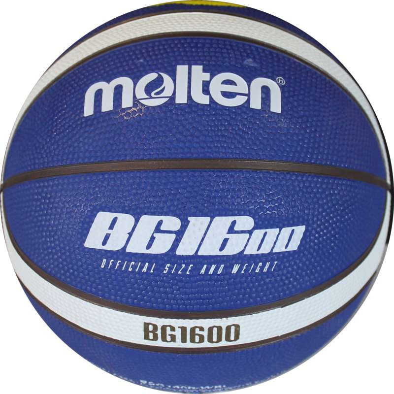 PALLONI BASKET Sport di squadra - Pallone minibasket BG1600 tg5 MOLTEN - Palloni e accessori basket