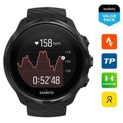 Suunto 9 All Black Reloj GPS Pulsómetro Multideporte