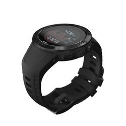 Gps-horloge met hartslagmeter multisport Suunto 5 All Black