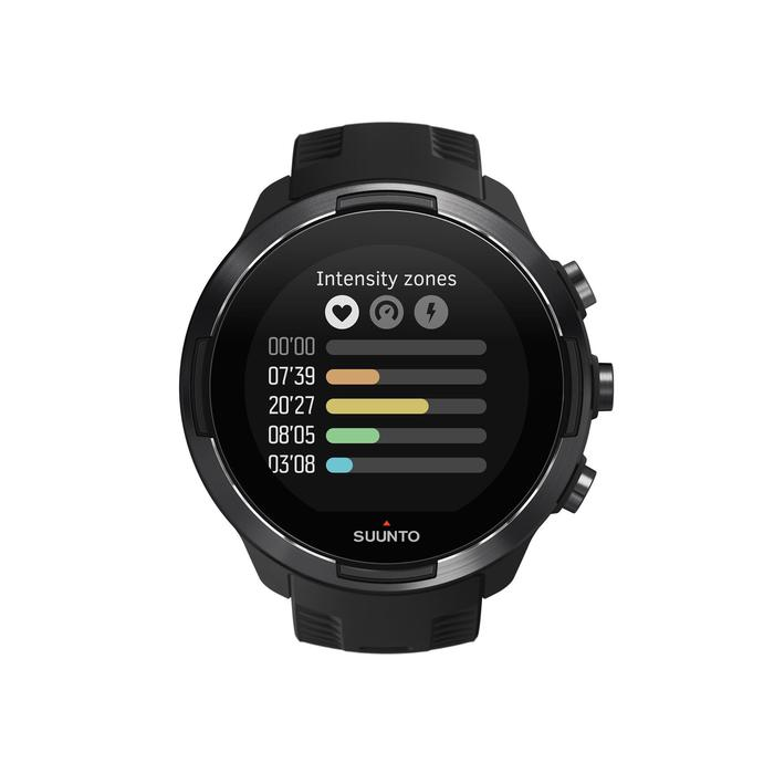 Montre GPS cardio multisport Suunto 9 Baro Black