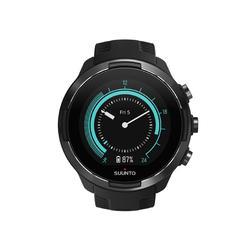 Relógio GPS cardio multidesporto Suunto 9 All Black