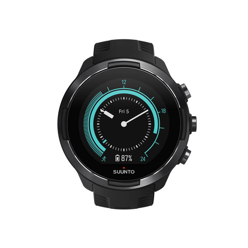BĚŽECKÉ GPS HODINKY Běh - SUUNTO 9 BARO  SUUNTO - Běžecká elektronika