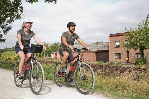E-Bikes, E-Mountainbike, E-Trekkingrad, E-City bikes