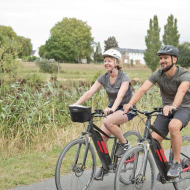 City E-Bikes, E-Trekkingbike, E-MTB