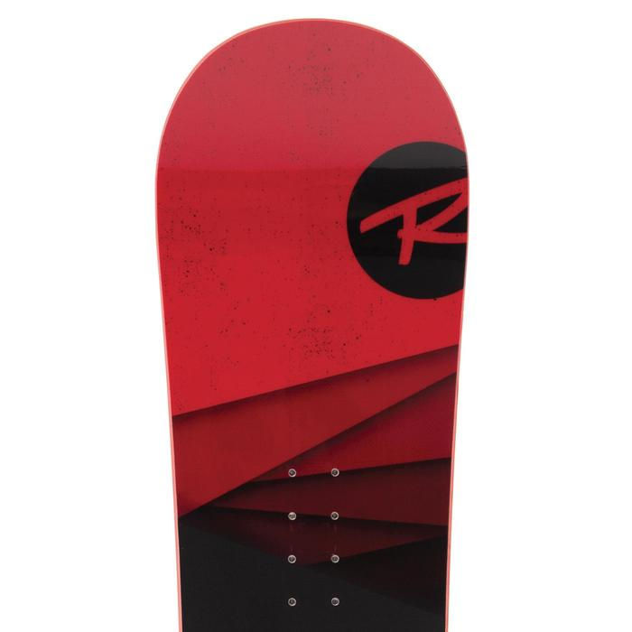 Planche de snowboard freestyle & all mountain, homme, District