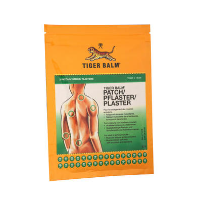 Patch baume du tigre/ TIGER BALM X 3