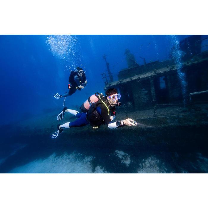 Combinaison de plongée sous-marine SCD 900 néoprène 5 mm Homme