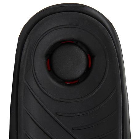 Women's Pool Sandals Slap 900 - Black Coral