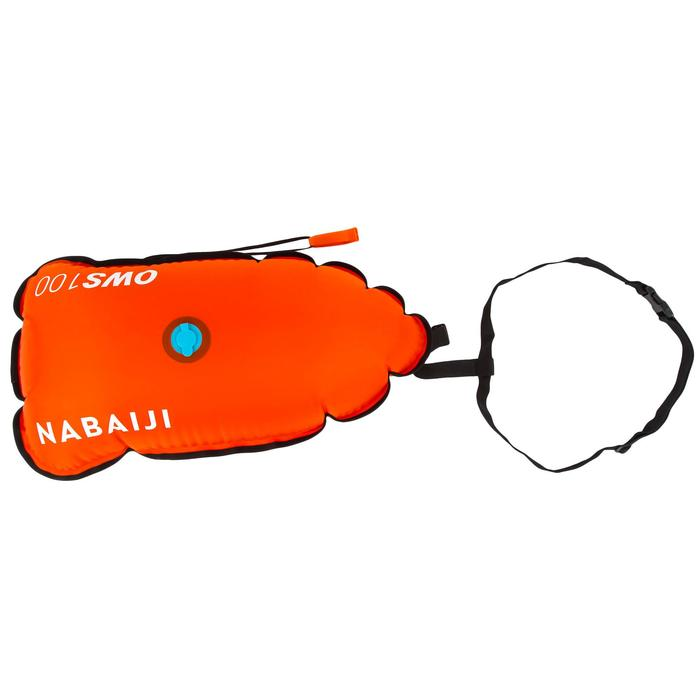 OWS 100 SWIM BUOY FOR USE IN OPEN WATER