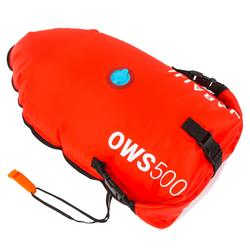 OWS 500 SWIM BUOY FOR USE IN OPEN WATER