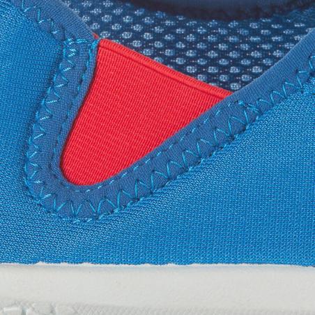 Aquashoes Dewasa SNK 120 Biru Merah