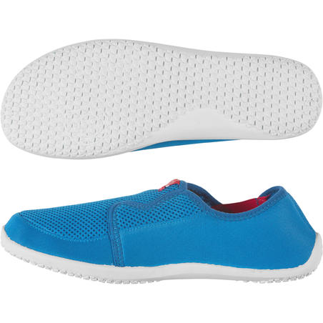 Adult Aquashoes SNK 120 Blue Red